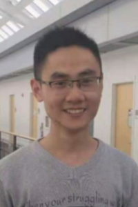 Postdoc Peng He