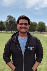 PhD Student Soumil Joshi